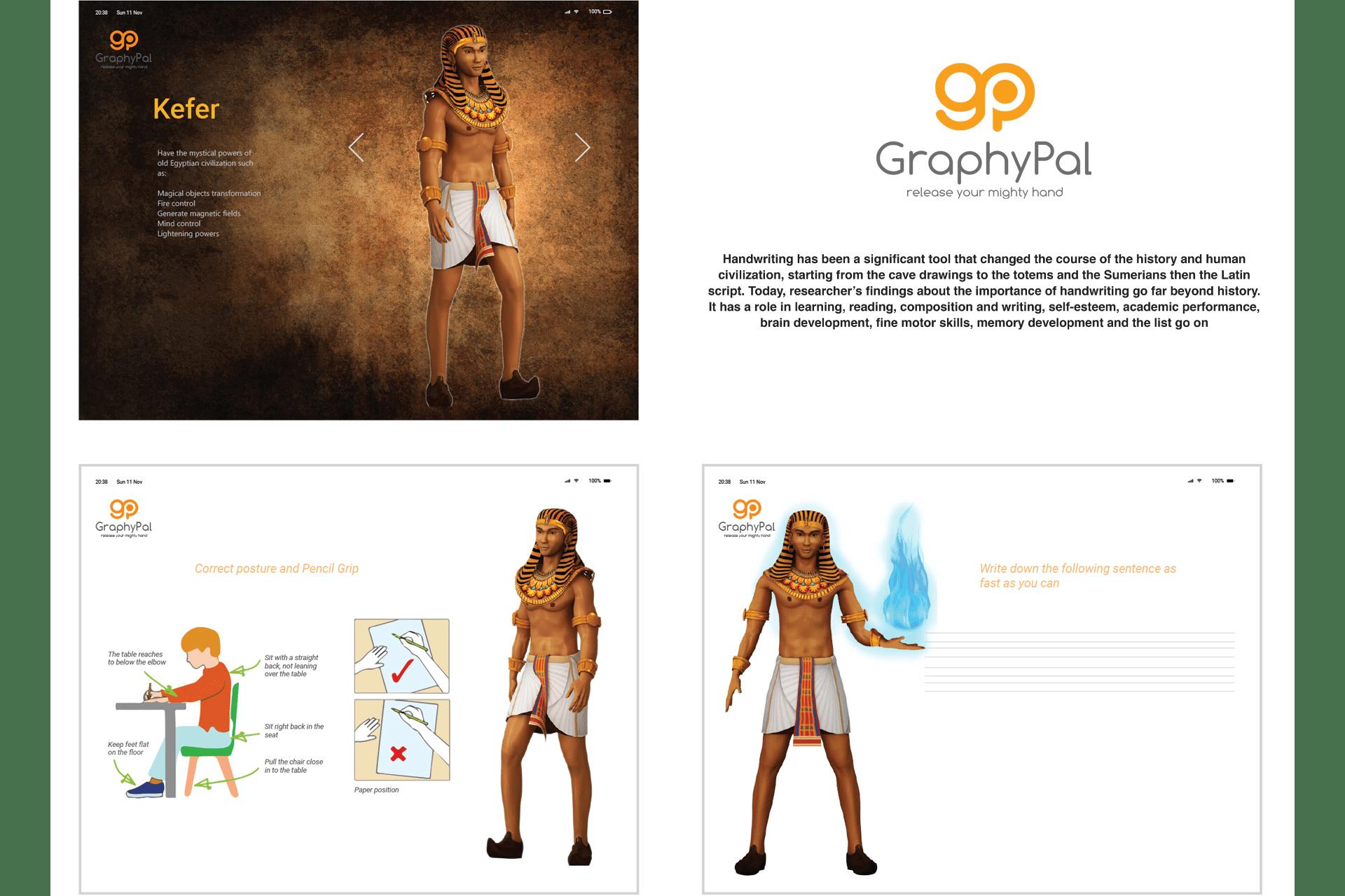 Jabra Mitwasi. GraphyPal