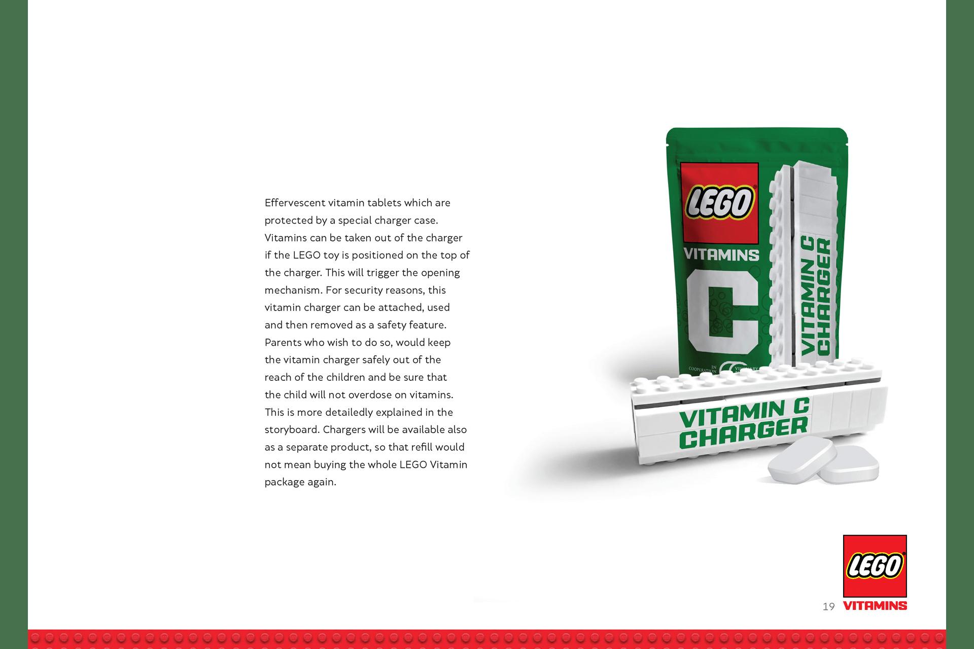 Vasko Findachki. Lego Vitamins