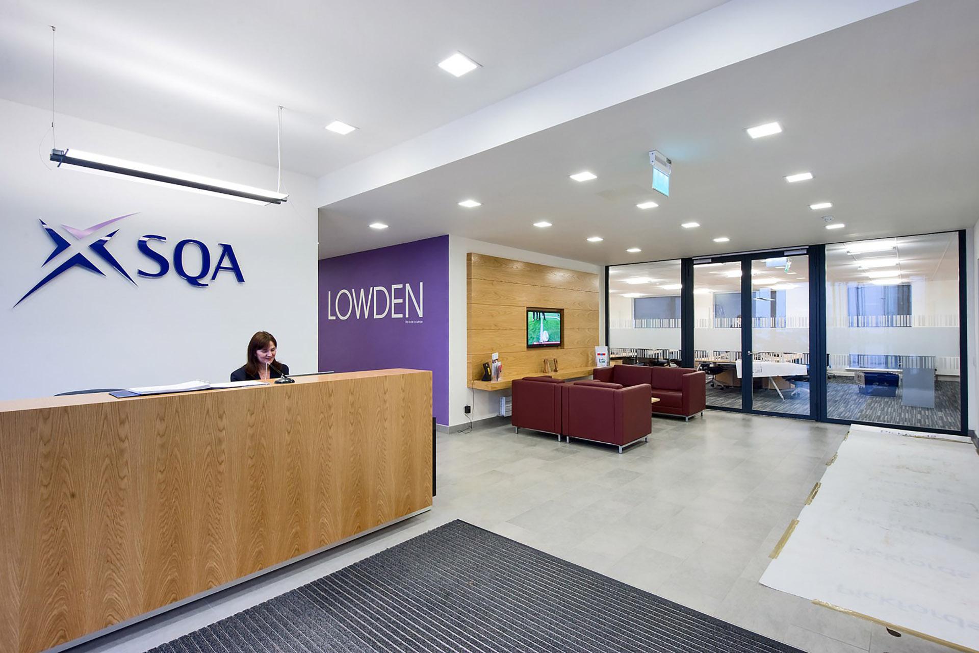 SQA Entrance
