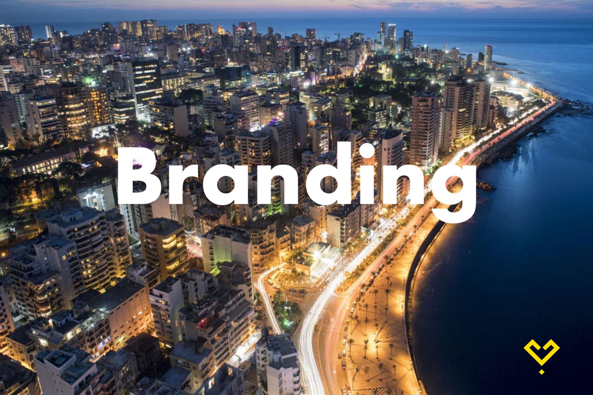 Sabine Saifi. Branding Beirut City
