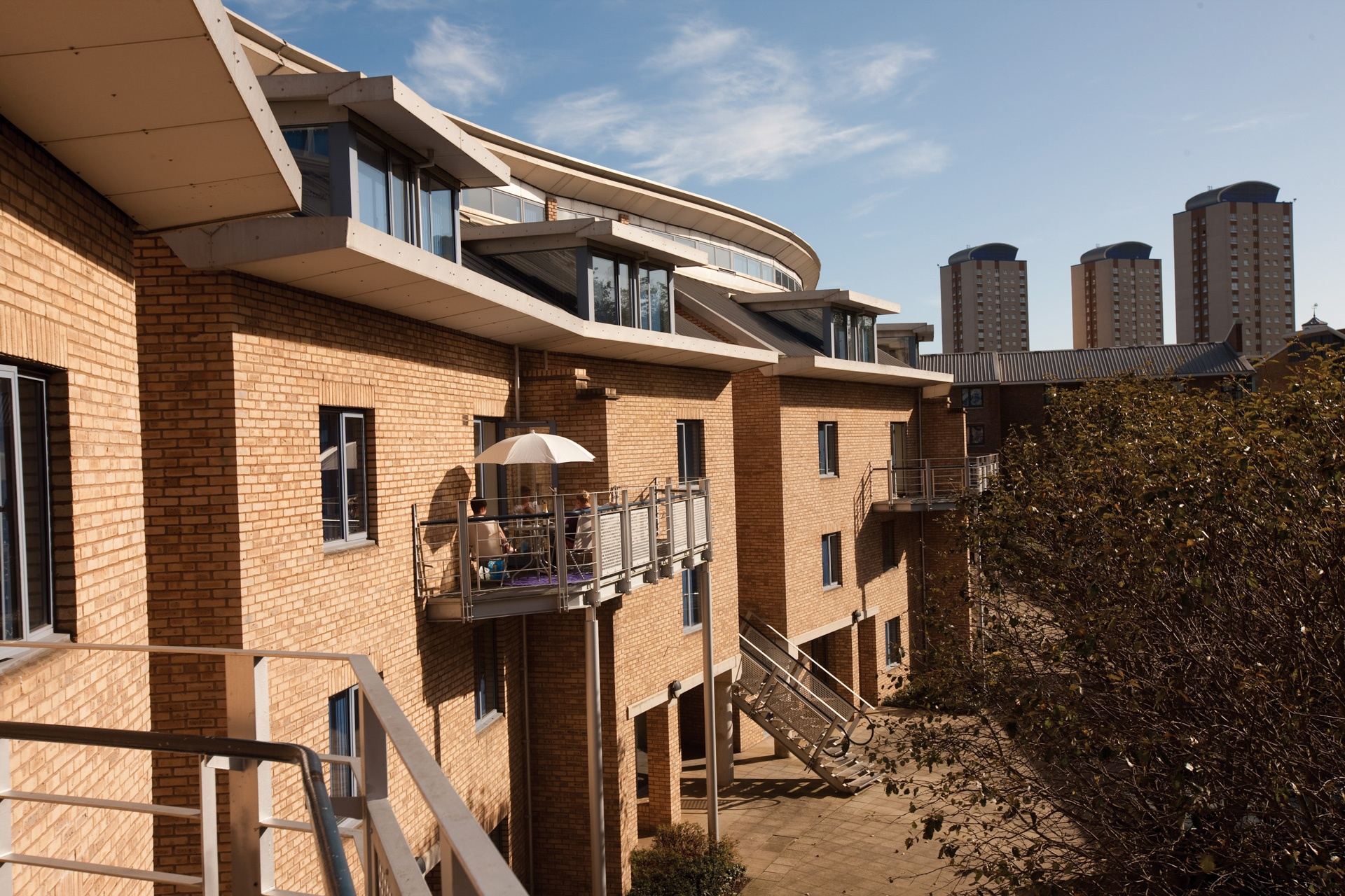 UoS Halls of residents