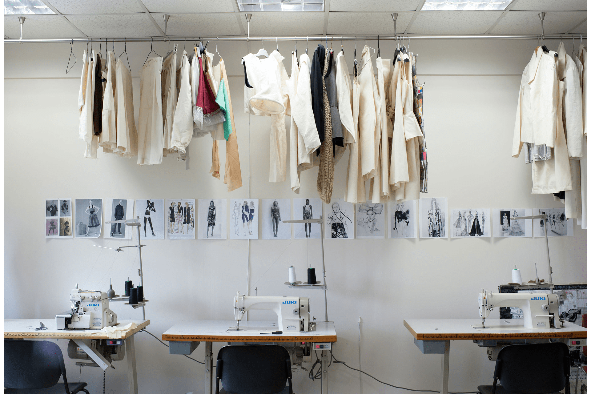 Fashion studios